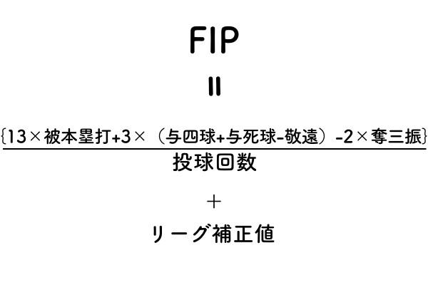 FIPの計算方法の説明画像
