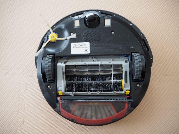 「iRobot ルンバ 622」の裏面