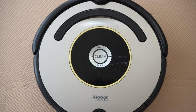 iRobot ルンバ 622 レビューのアイキャッチ画像