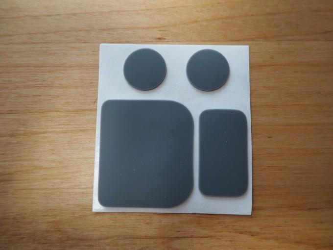「Lomicall タブレット/iPadスタンド」の予備の滑り止めシート